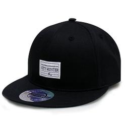 City Hunter - Cotton Plain Snapback Cap