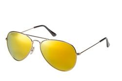 Eagle Eyes - Aviator Freedom Polarized Aviator Sunglasses