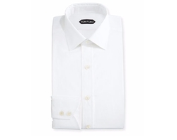 Tom Ford  - Woven Dress Shirt