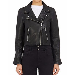 Isabel Marant Étoile - Leather Barry Moto Jacket