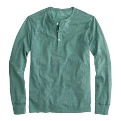J.Crew - Slim Broken-in Henley