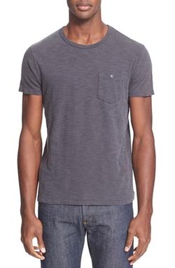 Todd Snyder - Slub Crewneck T-Shirt