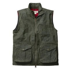 Filson  - Soy Wax Shooting Vest
