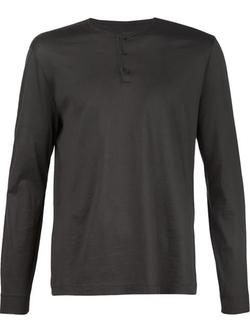 Transit - Longlsleeved Henley T-Shirt