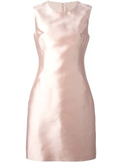 Salvatore Ferragamo - Fitted Sleeveless Dress