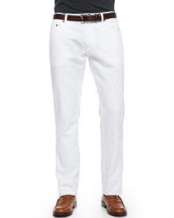 Salvatore Ferragamo - Five Pocket Denim Jeans