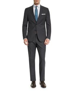 Boss Hugo Boss - Genius Mini-Check Basic Suit