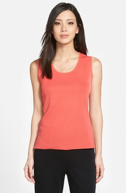 Ming Wang - Scoop Neck Tank Top