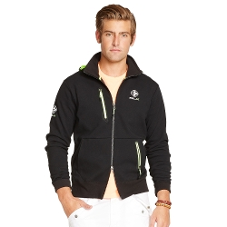 Ralph Lauren - Micro Fleece Full Zip Jacket
