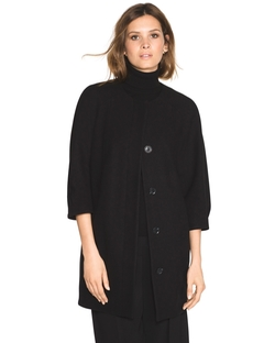 White House Black Market - Mod Cocoon Coat