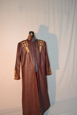 Leather Wardrobe - Leather Coat