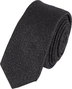 Lanvin - Metallic Neck Tie