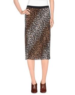 Elizabeth and James - Leopard Print Skirt