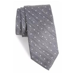 Bonobos - Dot Silk & Linen Tie