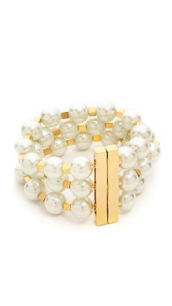Tory Burch  - Tilde Multi Strand Bracelet