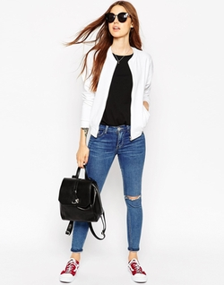Asos Collection - Bomber Jacket