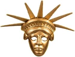 Forum Novelties - Statue Of Liberty Deluxe Mask