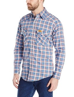 Wrangler - Western Work Lightweight Woven Shirt