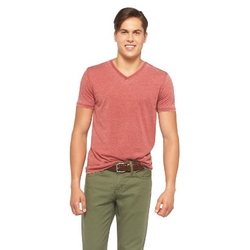 Mossimo Supply Co. - Slim Fit V-Neck T-Shirt