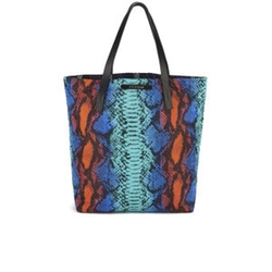 House Of Holland - Amaze Reversible Nylon Tote Bag