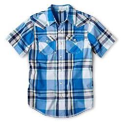 Arizona - Plaid Western Shirt