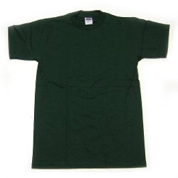 TND - Mens Plain Cotton Crew T Shirt