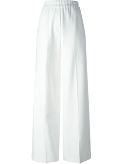 3.1 Phillip Lim - Wide Leg Crepe Trousers