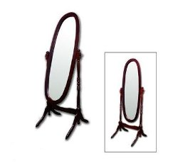 Home Decorators Collection - Cheval Framed Floor Mirror