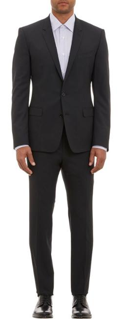Dolce & Gabbana - Two-Button Suit