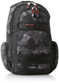 Trailmaker - Boys 8-20 Camo Backpack with Velcro
