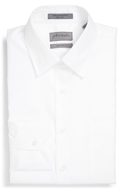 John W. Nordstrom - Traditional Piqué Dress Shirt