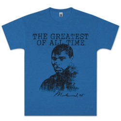 Muhammad Ali - Greatest of All Time T-Shirt