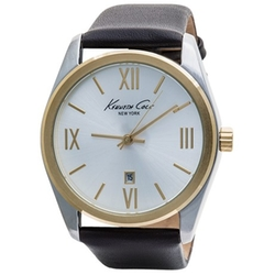 Kenneth Cole - New York Classic Round Dress Watch