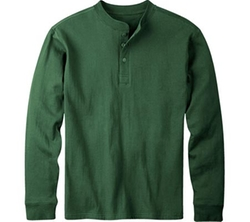 Mountain Khakis - Trapper Henley Shirt
