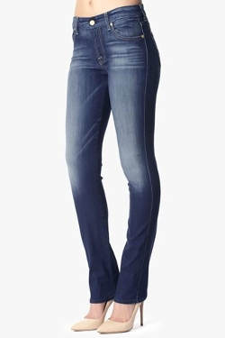 7 For All Mankind - Kimmie Straight Denim Jeans