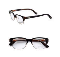 Tom Ford Eyewear - Clubmaster Optical Frame Eyeglasses