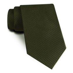 Stafford - Textured Neat Solid Tie