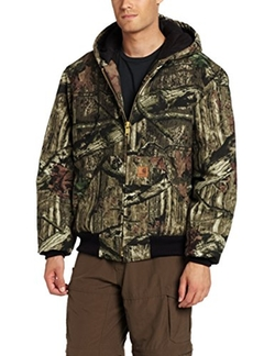 Carhartt - Quilted Camo Active Jacket