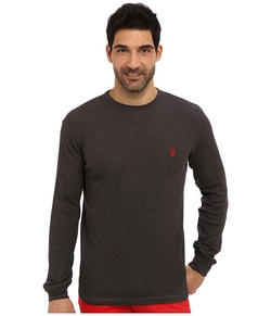 U.S. Polo Assn. - Long Sleeve Crew Neck Shirt