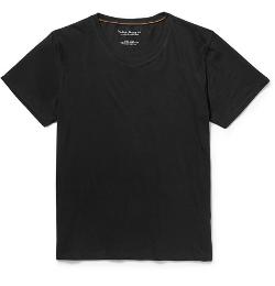 Nudie Jeans - Fairtrade Organic Cotton-Jersey Crew Neck T-Shirt