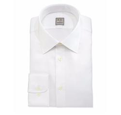 Ike Behar - Basic Solid Dress Shirt