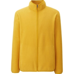 Uniqlo -  Fleece Full-Zip Long-Sleeve Jacket