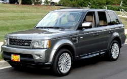Land Rover - 2010 Range Rover Suv