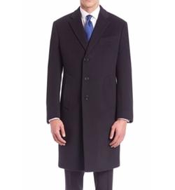 Armani Collezioni - Wool & Cashmere Overcoat