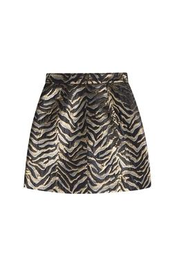 Roberto Cavalli - Jacquard Mini Skirt