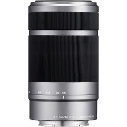 Sony  - E 55-210mm F4.5-6.3 OSS Lens for Sony E-Mount Cameras