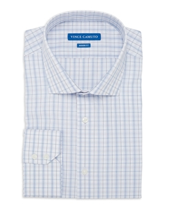 Vince Camuto - Plaid Dress Shirt