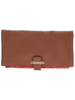 Lanvin  - Swag Colour Block Clutch Bag