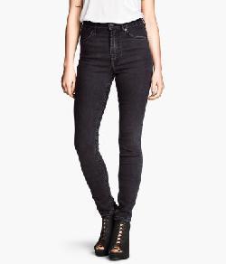 H&M - Jeans High waist