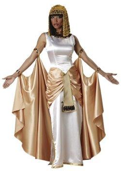 Halloween Costumes - Deluxe Cleopatra Costume
